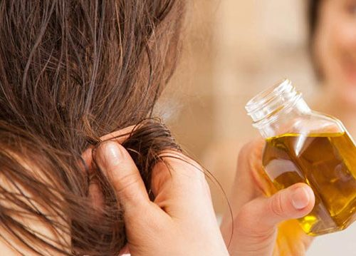 ژل درمان مو مو خوره ریزش شوره کم ابی دو شاخه شدن