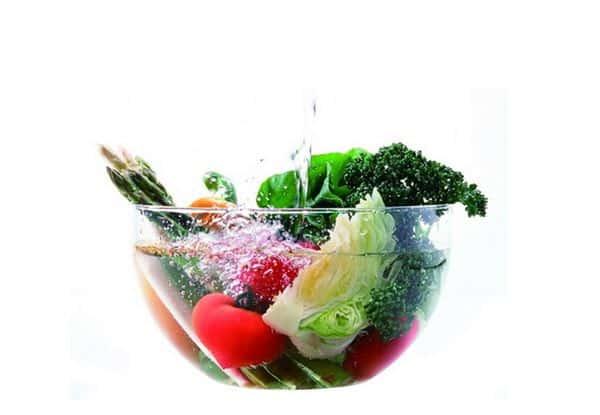 کاربرد ازن برای شستشو و نگهداری میوها و سبزی ها